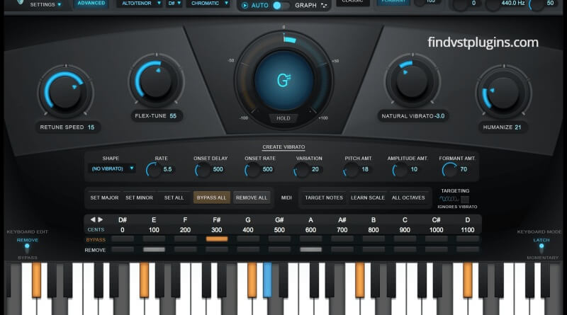 Auto-Tune Pro DMG Mac Free Serial Key Download