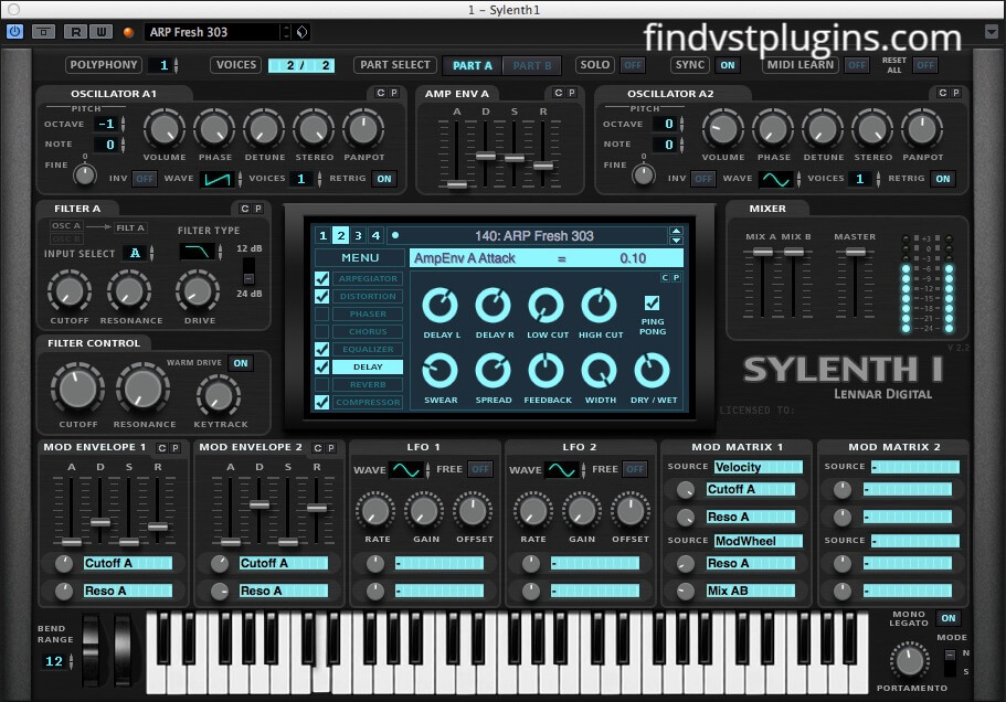 Sylenth1 Crack Free Download Link