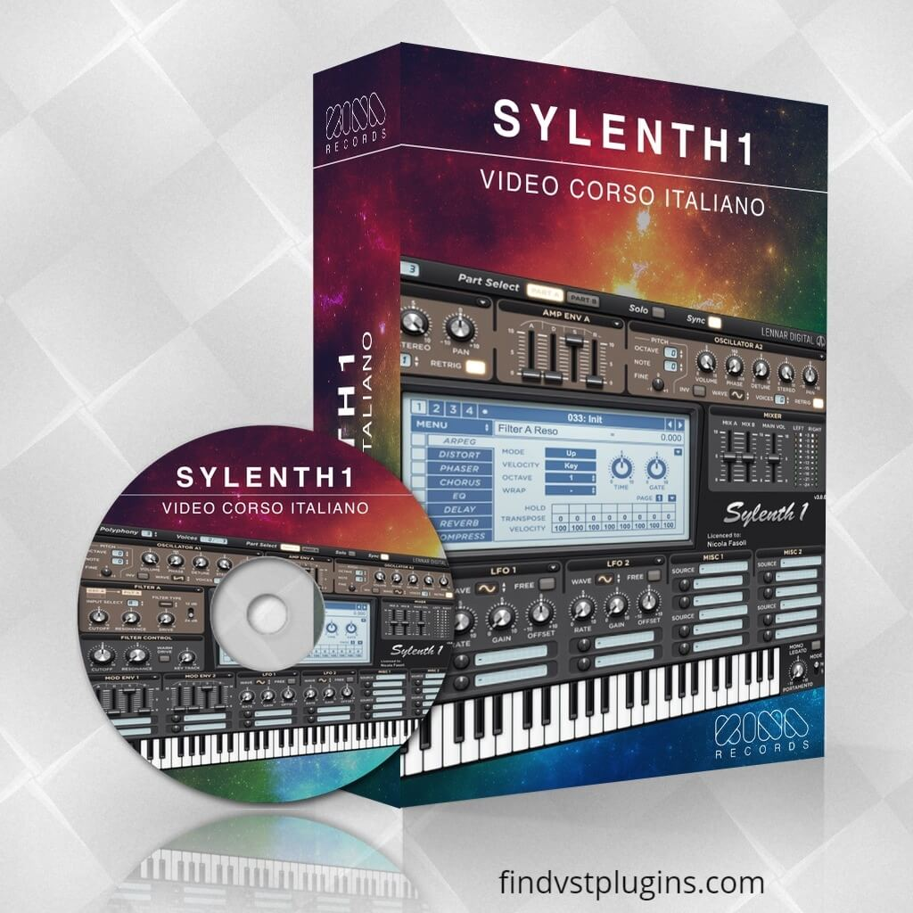 Sylenth1 Crack Free License Key