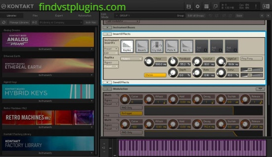 Native Instruments Kontakt 6.4.0 Full Crack Version