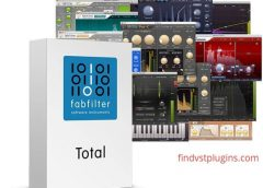 FabFilter Total Bundle Crack With License Key Latest