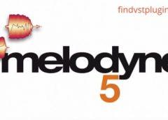 Celemony Melodyne 5 Studio Full Version VST Crack