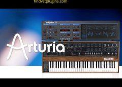 Arturia prophet V Crack + Keygen Free Download