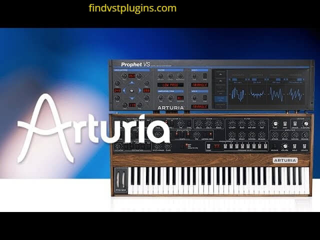 Arturia prophet V Crack + Keygen Free Download