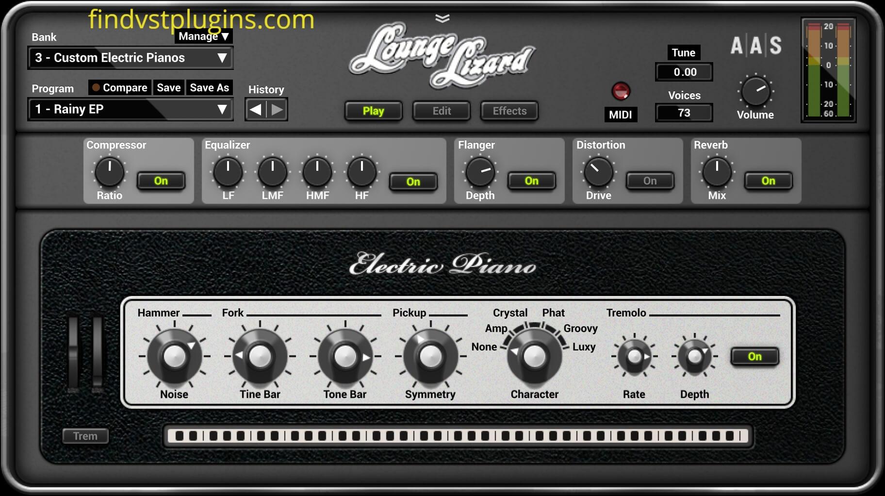 Lounge Lizard VST Full Crack + Torrent Free Download