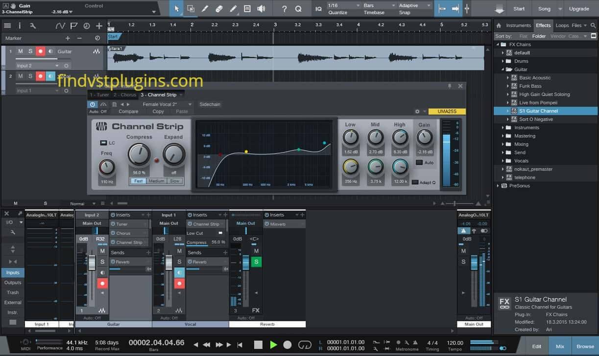 Studio One Crack Full Download For Win/Mac