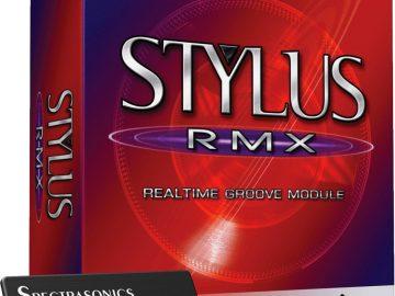 Stylus RMX VST Crack